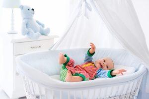 เตียงนอนเด็กแรกเกิด