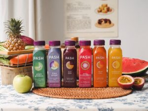 Pash Juices Delivery